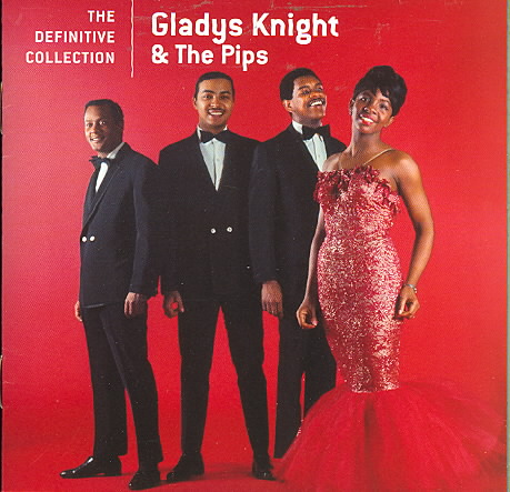 DEFINITIVE COLLECTION BY KNIGHT,GLADYS & THE (CD)